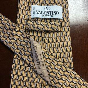 Valentino Garavani Accessories - VALENTINO CRAVATTE 100%Silk  DIS N.70118